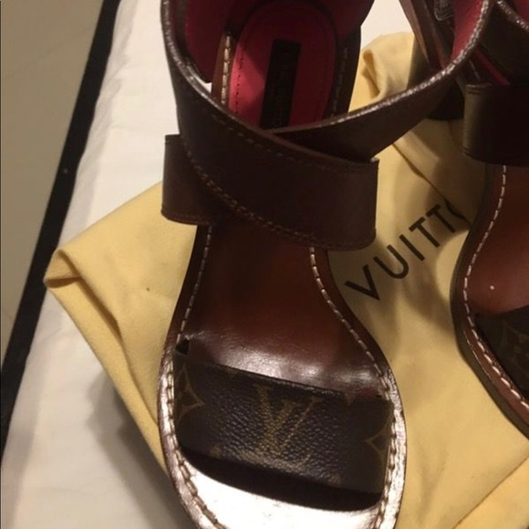 be78f0d0f65 Louis Vuitton Shoes - LV Sandals